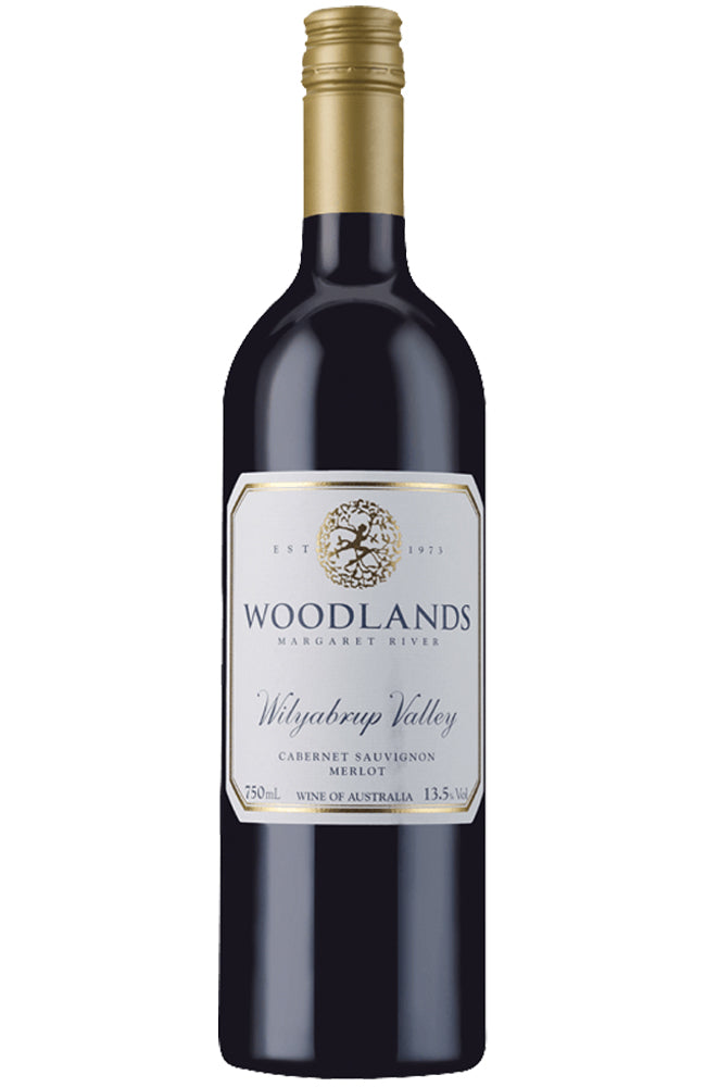 Woodlands Wines Wilyabrup Valley Cabernet Merlot