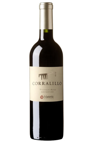 Matetic Corralillo Winemakers Blend Chilean Red Wine