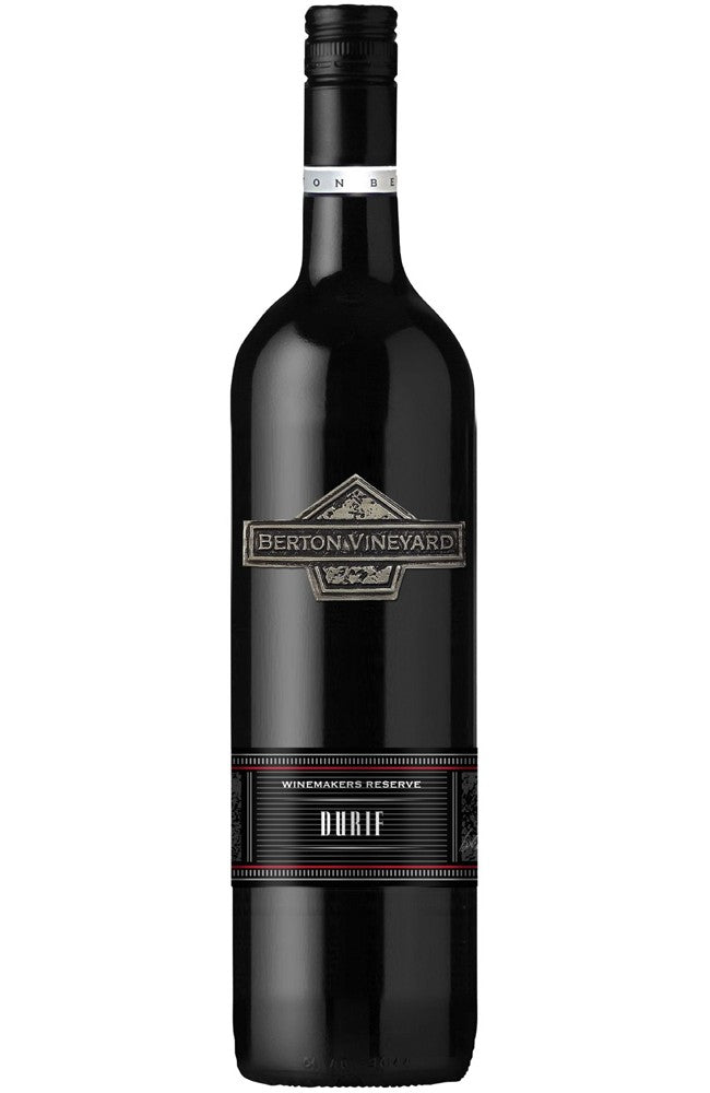 Berton Vineyard Winemakers Reserve Durif Australian Red Wine