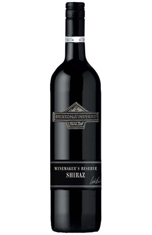 Berton Vineyard Winemakers Reserve The Black Shiraz