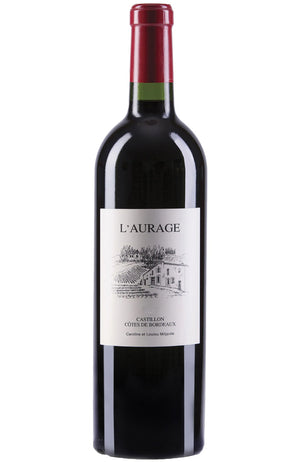 Domaine de l'Aurage Bordeaux Red Wine Magnum