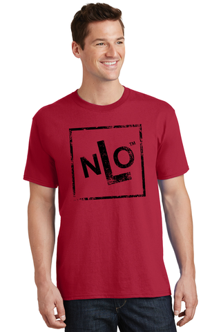 NLO – Distressed / Red