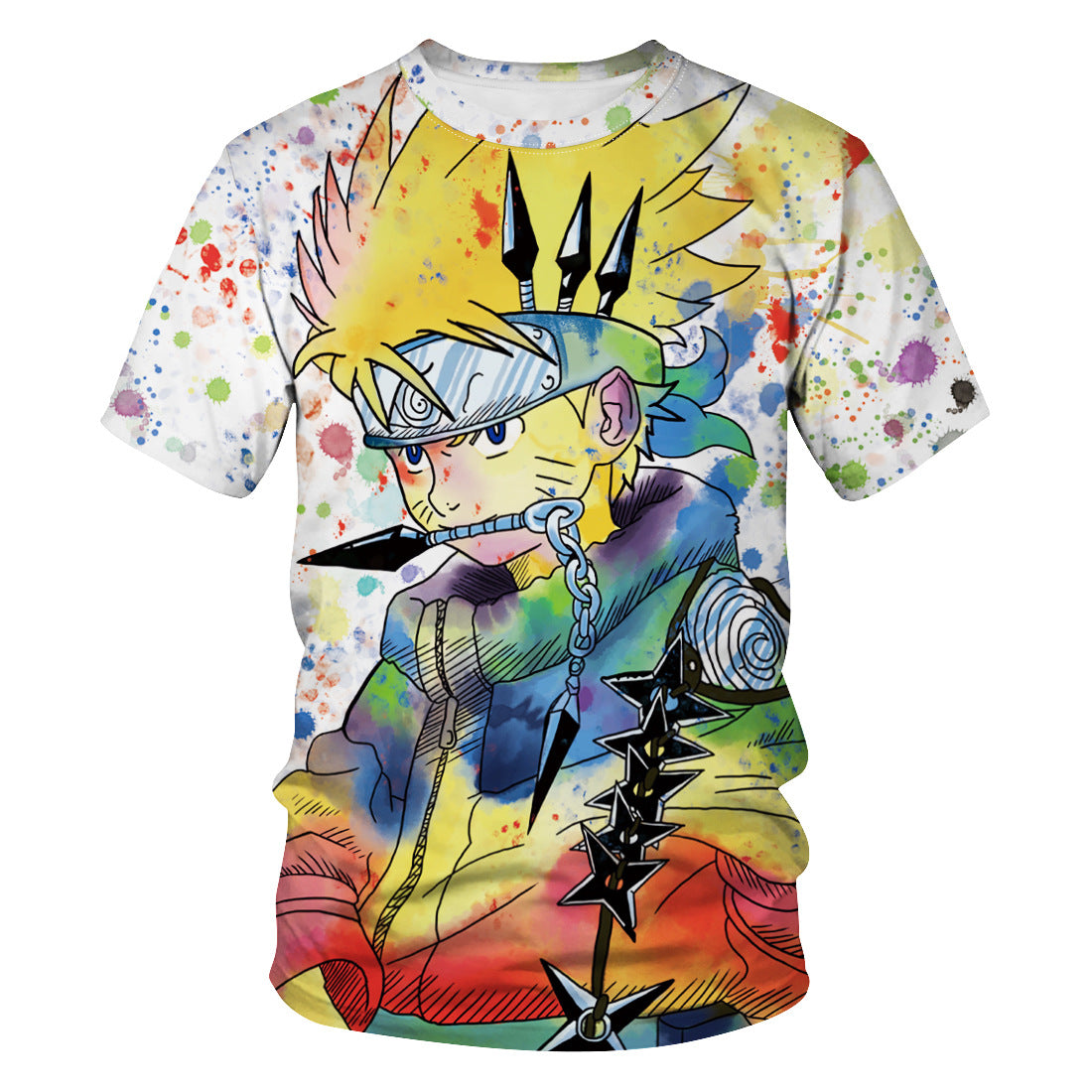 Naruto Short Sleeve T-shirt