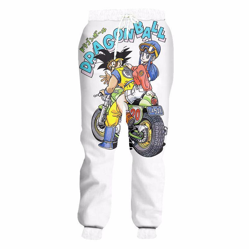 Dragon Ball Casual Pants