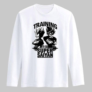Dragon Ball Long Sleeve T-Shirt