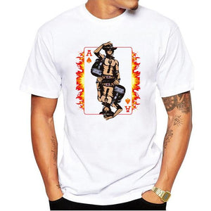 One Piece Short Sleeve T-shirt