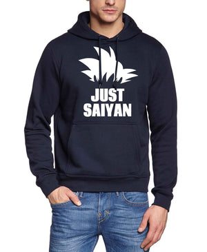 Dragon Ball Saiyan Letter Pullover