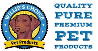 Willie's Choice Pet Products Logo