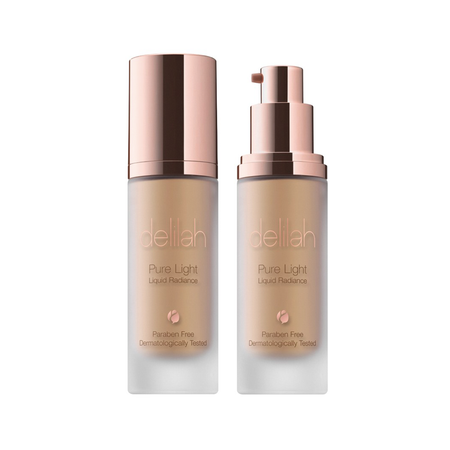 delilah Pure Light Liquid Radiance - CÉLESTE