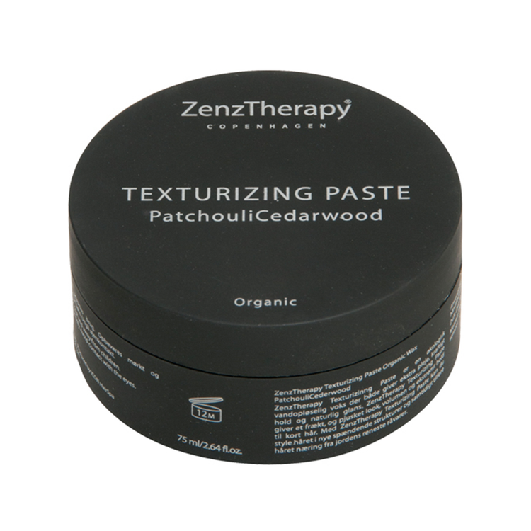 ZenzTherapy	Texturizing Paste PatchouliCedarwood	75ml - CÉLESTE