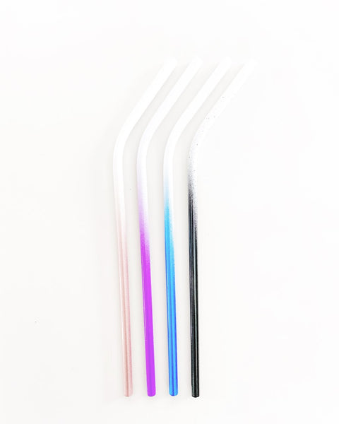 *NEW* SPRITZER Metal Straws (2 pack or individual)