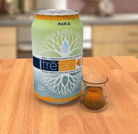 Tretap Sparkling Water - Maple