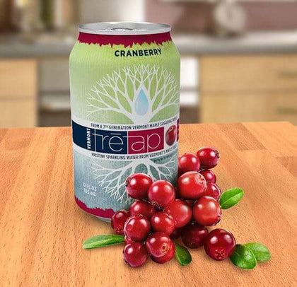 Tretap Sparkling Water - Cranberry