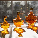 Maple Syrup - Maple Leaf Gift Bottle