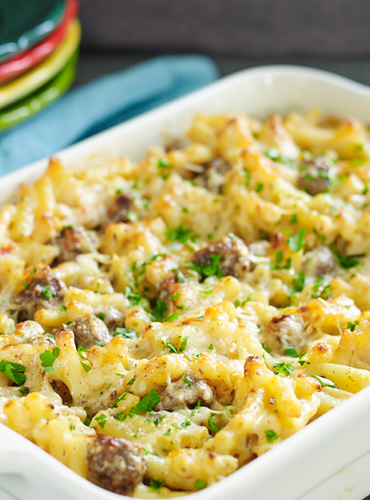 Classic Mac'n'Cheese