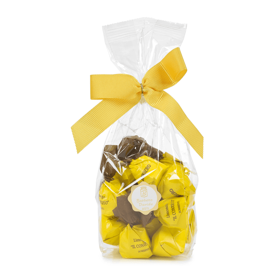 Limoncello Chocolate Truffles 200g by D. Barbero