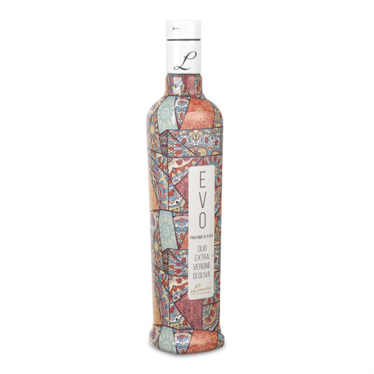 Mosaic Design Extra Virgin Olive Oil 500ml by Lamantea