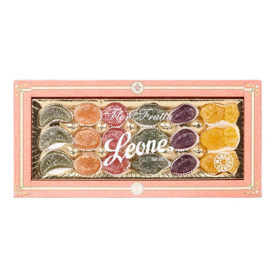 Florfrutta Jellies Piccolo 210g by Leone