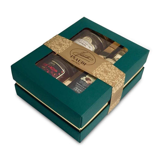 Cheese Lovers Gift Box by Inaudi