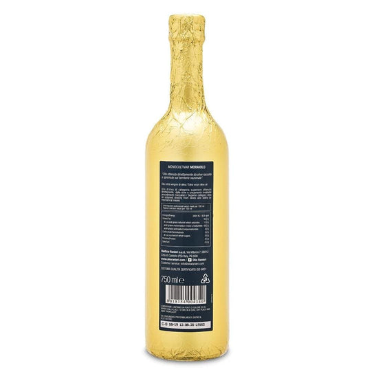 Single Variety Moraiolo Extra Virgin Olive Oil 750ml by Ranieri