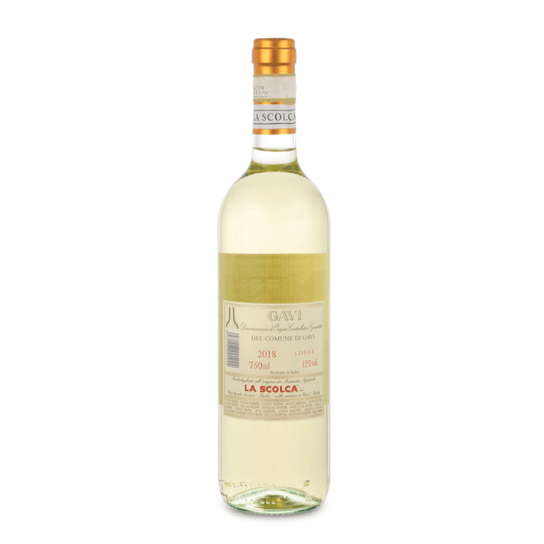 Gavi DOCG Dry White Wine 75cl by La Scolca