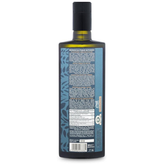 Intosso Olive Oil 500ml by Rustichella
