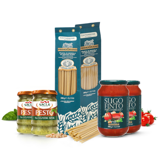 Pasta Pronto Selection