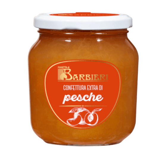 Peach Jam 400g by Pianetta di Barbieri