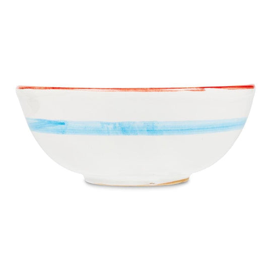 Small Bowl 12cm by Sol'Art with Blue Ring