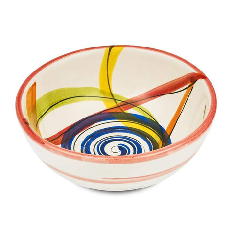 Small Bowl 12cm by Sol'Art with Red Ring