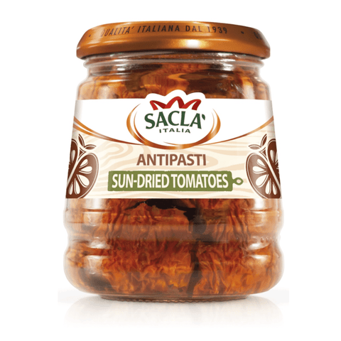 Sacla' Sun-Dried Tomatoes in Oil 280g
