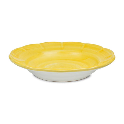 Pasta Dish 23.5cm by Sol'Art in Sunflower Yellow