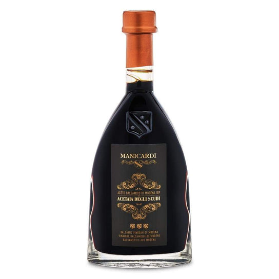 Balsamic Vinegar of Modena 3 shields 250ml by Manicardi