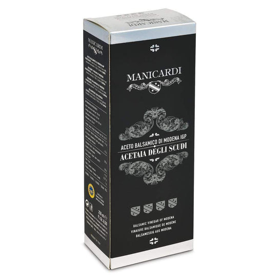 Balsamic Vinegar of Modena 4 shields 250ml by Manicardi
