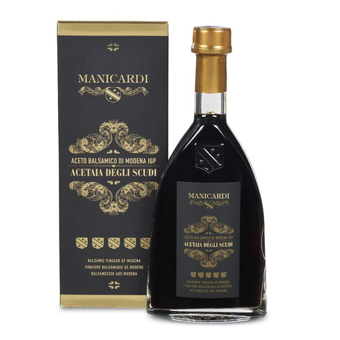 Balsamic Vinegar of Modena 5 shields 250ml by Manicardi