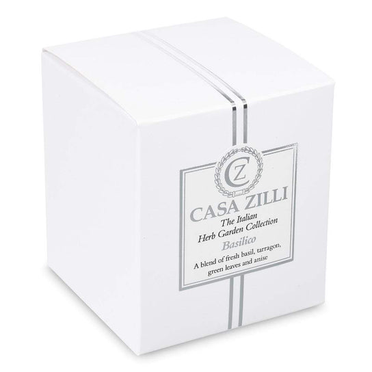 Basil Candle 30cl by Casa Zilli