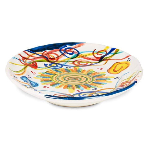 Large Oval Serving Plate 46cm by Sol'Art