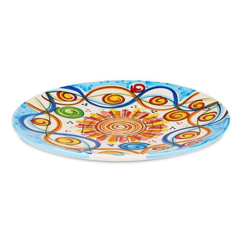 Large Round Serving Plate 35cm by Sol'Art