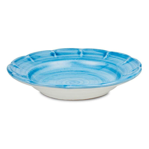 Pasta Dish 23.5cm by Sol'Art in Sky Blue