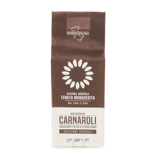 Carnaroli Risotto Rice 500g by Riso Margherita