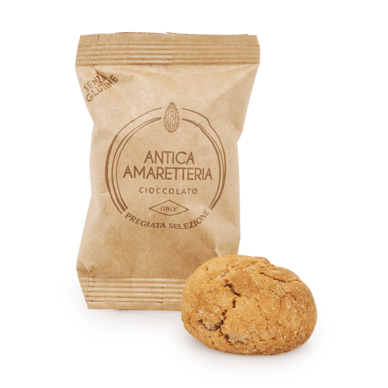Soft Amaretti with Chocolate 200g by Antica Amaretteria