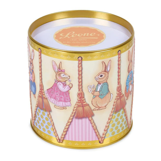 Assorted Jellies in Rabbit Tin 400g by Leone