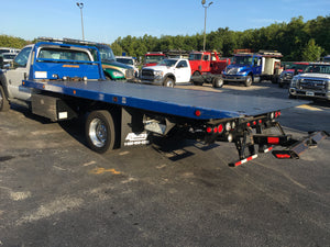 2014 Ford F550 6.7 Jerr-Dan 20.5'St Carrier