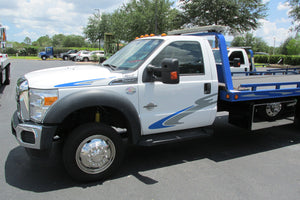 2015 ford F550