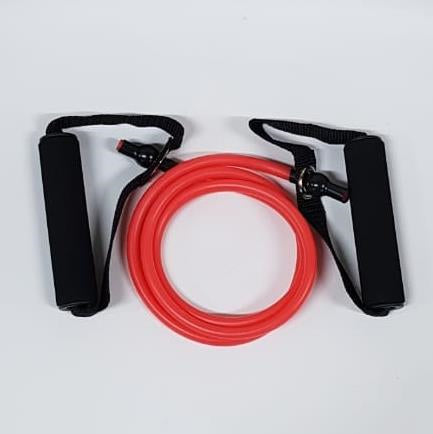 POWER RESISTANCE BAND WITH HANDLES