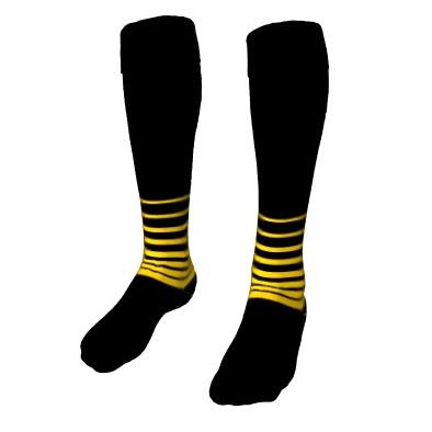 Socks Pro Nylon Multi Stripe