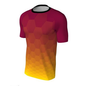 Soccer Top Male Sublimated 006