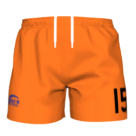 Rugby Shorts Male Sublimated