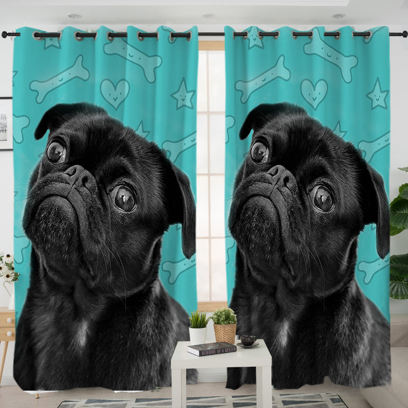 Copy of Curtains For Living Room Bedroom 3d