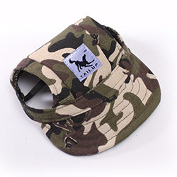 Sun Hat For Dogs Cute Casual Cotton Baseball Cap